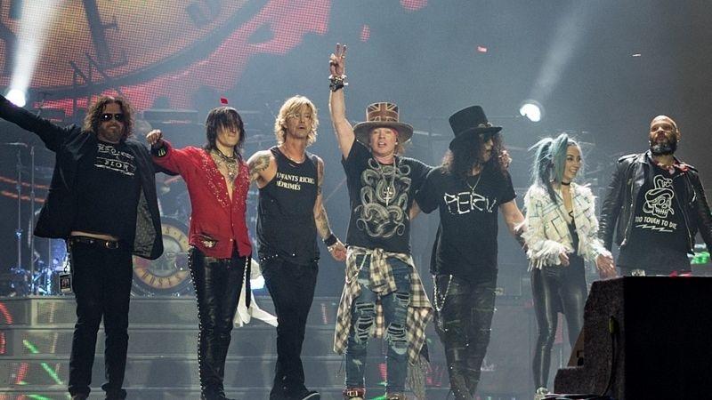 10 curiosidades sobre Guns N' Roses que (quizás) no sabías