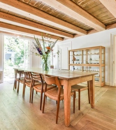 Casas de campo, cómo decorarlas