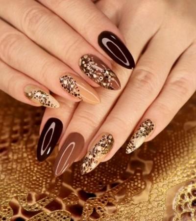 Aprende cómo decorar uñas en casa