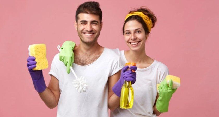 Cómo limpiar y organizar la casa rápido