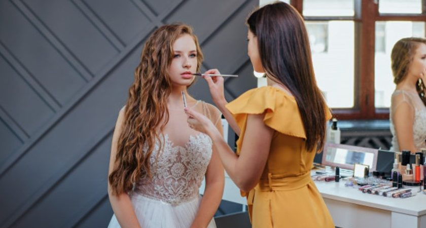 Maquillaje para novias